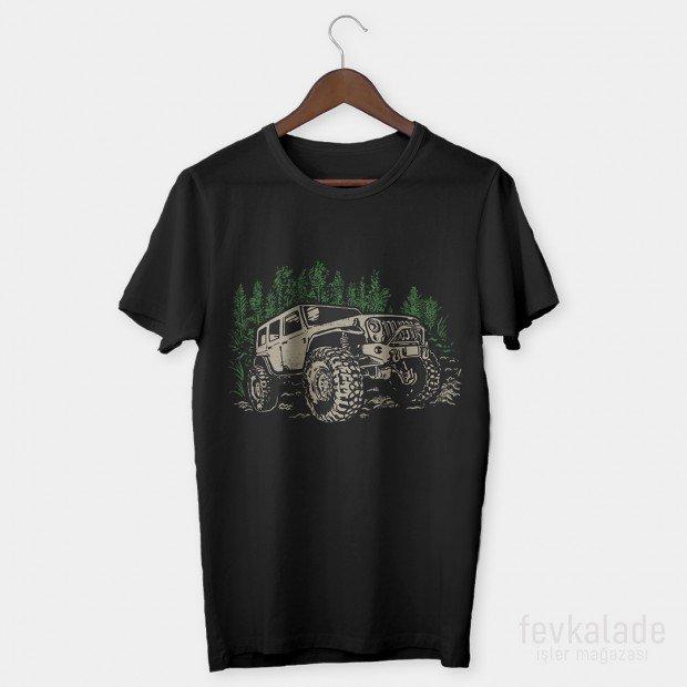 Natural Özel Tasarım Unisex T Shirt