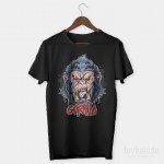 Gorilla Özel Tasarım Unisex T Shirt