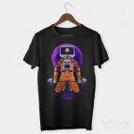 Space Work Özel Tasarım Unisex T Shirt
