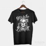Rose Girl Özel Tasarım Unisex T Shirt